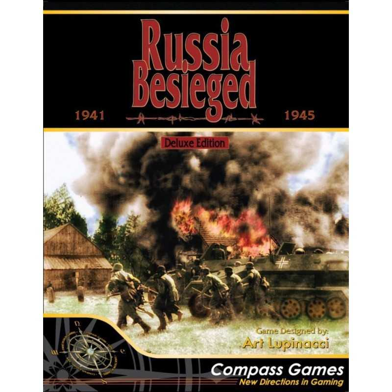 Russia Besieged Deluxe Edition