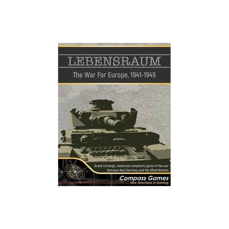 Lebensraum! The War for Europe
