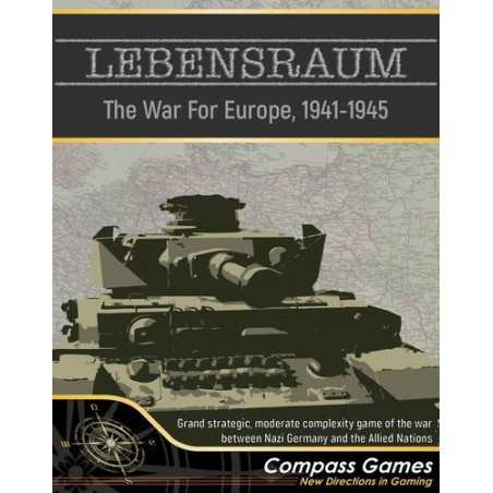 Lebensraum! The War for Europe