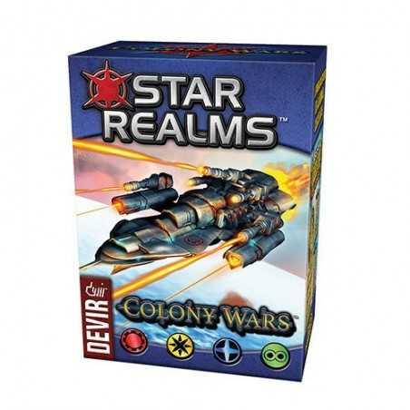 Star Realms Colony Wars