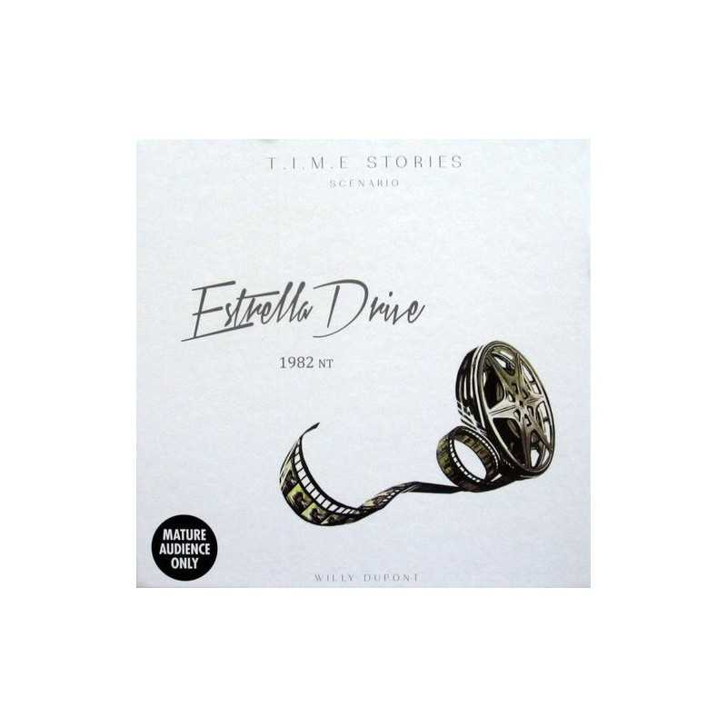 TIME Stories Estrella Drive (English)
