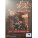 Pack de Miniaturas Mice and Mystics De Ratones y Magia