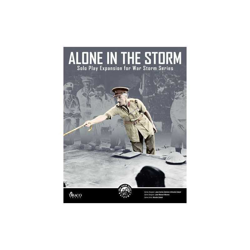Alone in the Storm solo expansion (ENGLISH EDITION)