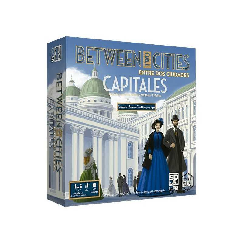 Capitales expansión para Between two Cities