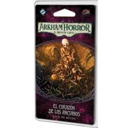 El corazón de los ancianos Arkham Horror el juego de cartas