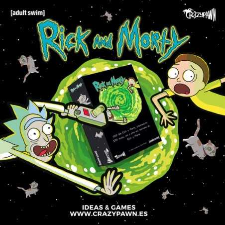 Rick & Morty 100 días