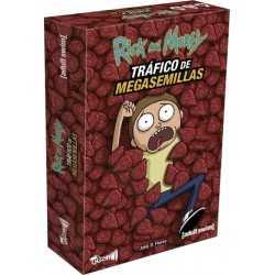 Rick & Morty Tráfico de Megasemillas