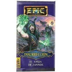 EPIC El Ansia de Zannos (sobre expansión)