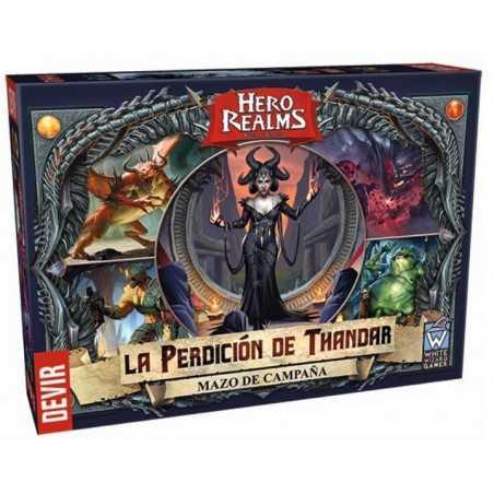 Hero Realms LA PERDICIÓN DE THANDAR