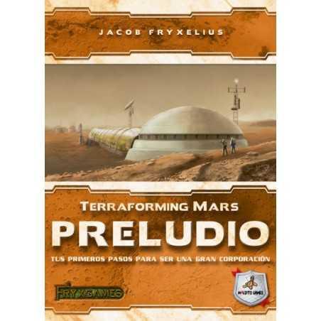 PRELUDIO Expansión Terraforming Mars