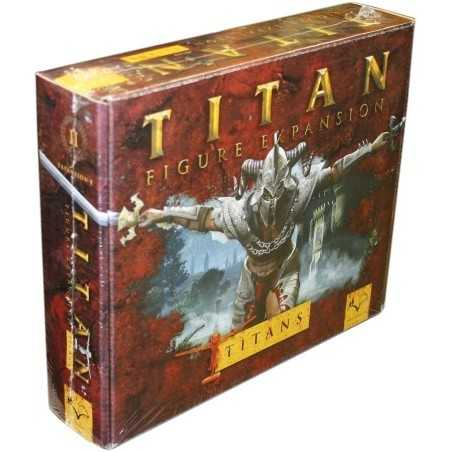 Titan miniatures expansion