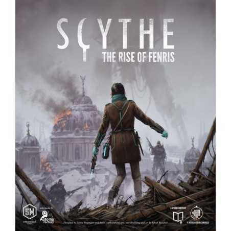 Scythe The Rise of Fenris (ENGLISH)