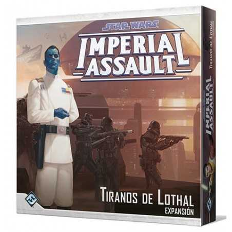 Tiranos de Lothal STAR WARS Imperial Assault