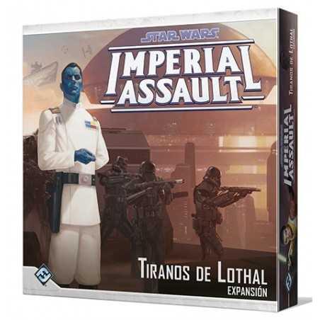 Tiranos de Lothal STAR WARS Imperial Assault