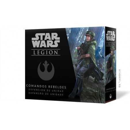 Comandos rebeldes Star Wars Legión
