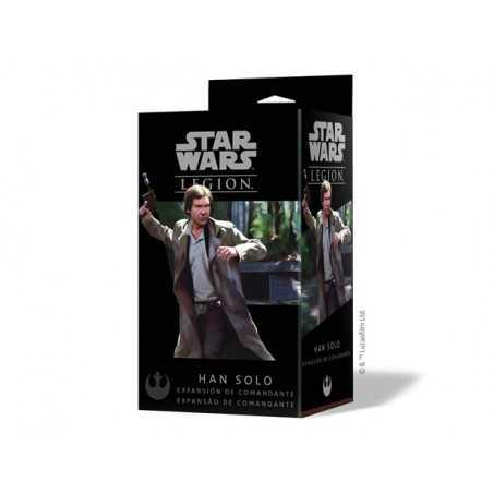 Han Solo Star Wars Legión