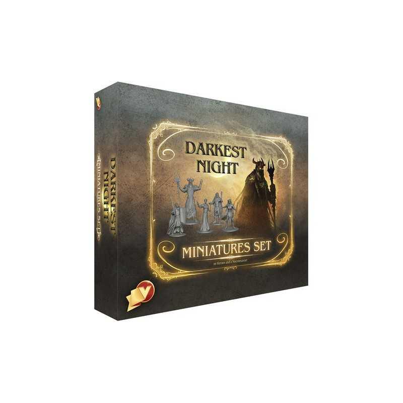 Darkest Night 2nd edition MINIATURES