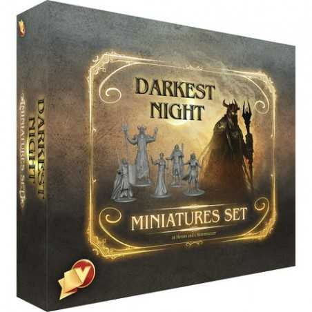 Darkest Night 2nd edition MINIATURES