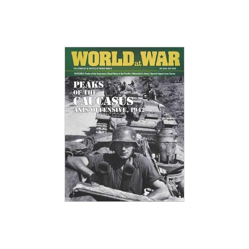 World at War 61 Peaks of the Caucasus