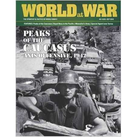 World at War 61 Peaks of the Caucasus