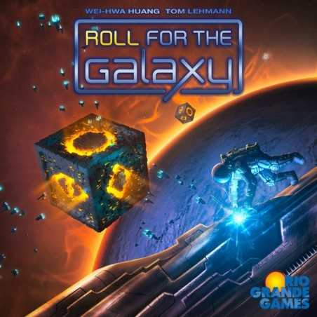 Roll for the Galaxy (English)