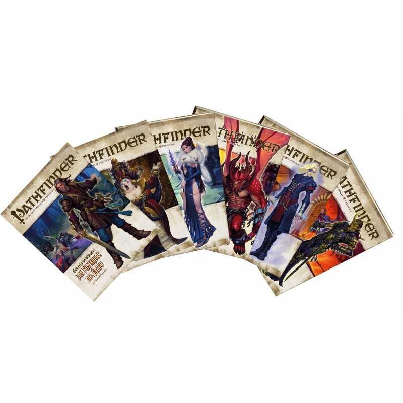 Pack 6 libros de Concejo de ladrones