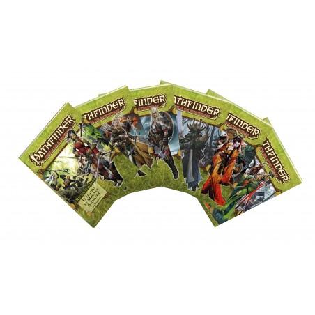 Pack 6 libros El regente de jade