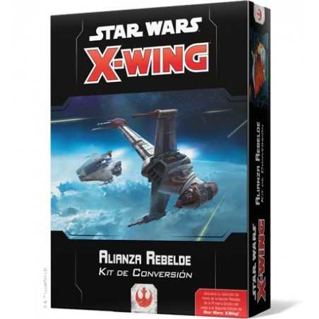 Star Wars X-Wing Kit de Conversión Alianza Rebelde