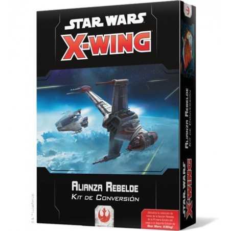 Star Wars X-Wing Kit de Conversión Alianza Rebelde