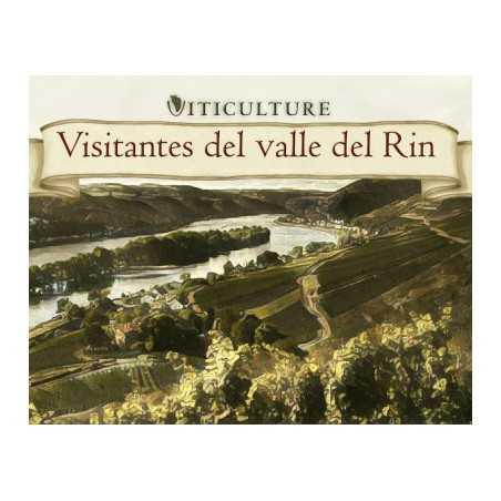 Viticulture Visitantes del valle del Rin