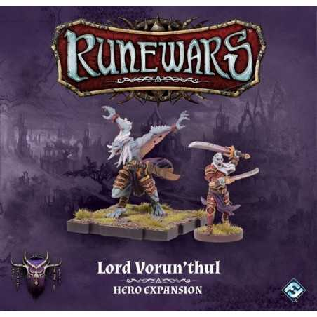 Runewars Lord Vorun'thul Hero Expansion (ENGLISH)