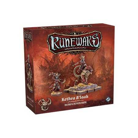 Runewars Kethra A'laak Hero Expansion (ENGLISH)