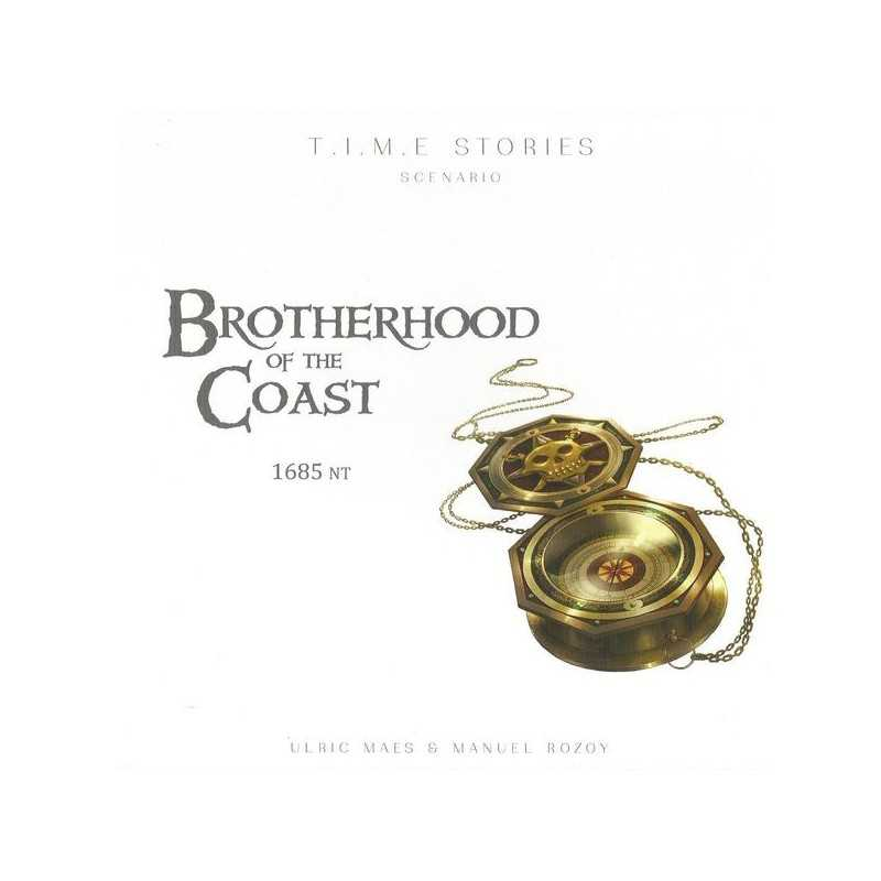 TIME Stories Brotherhood of the Coast A Pirate's Song (English)