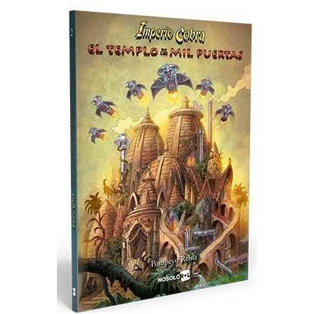 El Templo de las Mil puertas