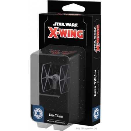 TIE Avanzado x1 X-WING segunda edición