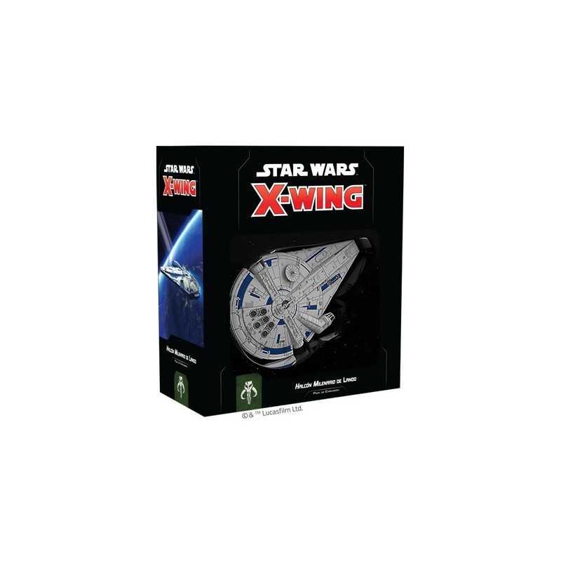 Halcón Milenario de Lando X-WING segunda edición