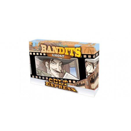 Colt Express Bandits GHOST