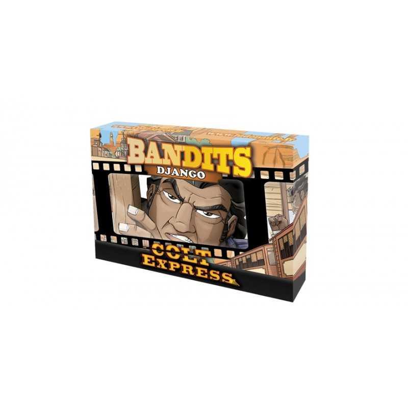 Colt Express Bandits DJANGO