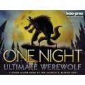 Una noche. El hombre lobo