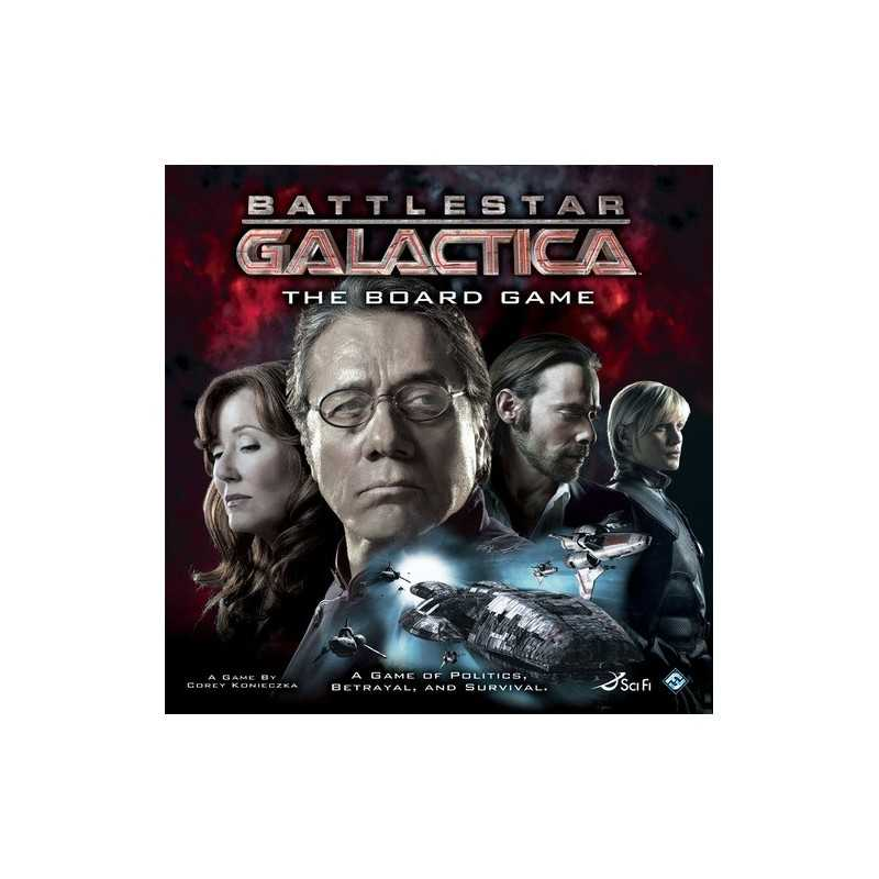 Battlestar Galactica Boardgame (English)
