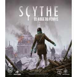 Scythe EL AUGE DE FENRIS.