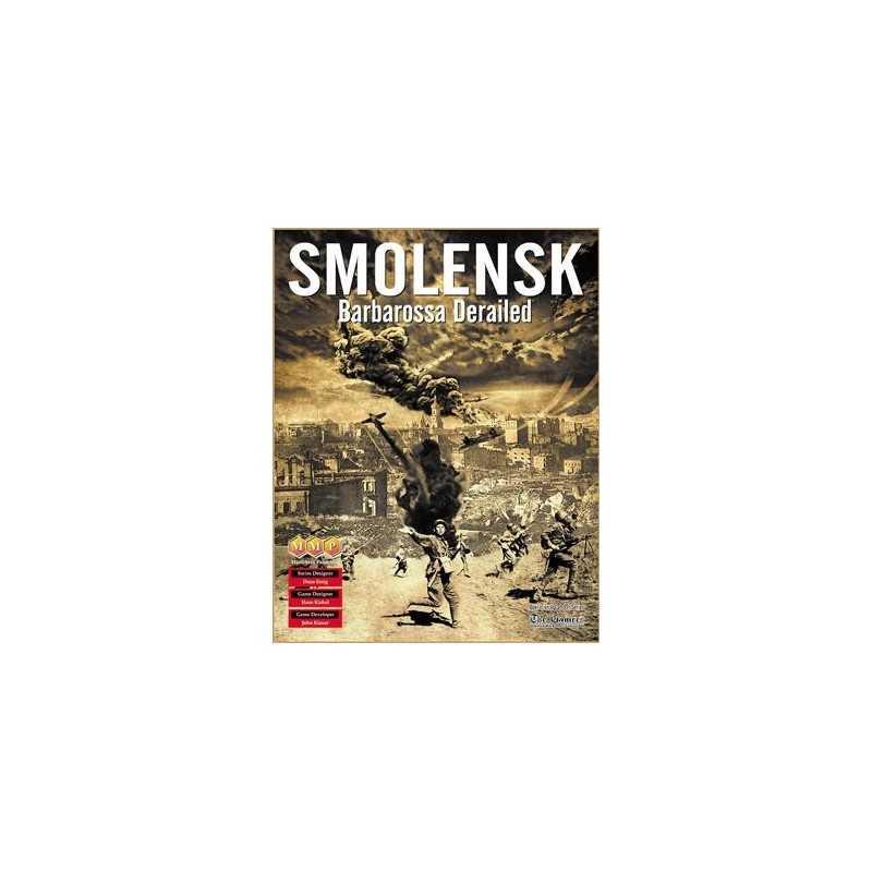 Smolensk Barbarossa Derailed