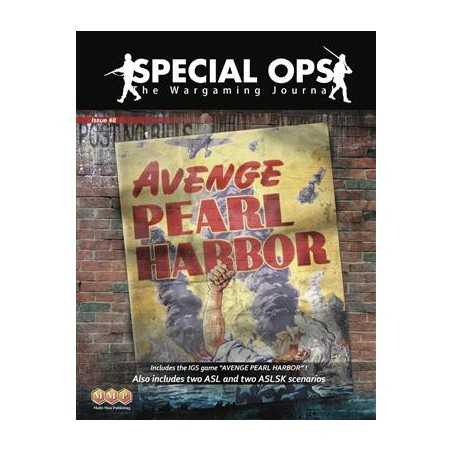 Special Ops 8 Avenge Pearl Harbour