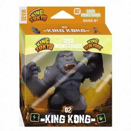 King of Tokyo King Kong