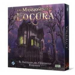 El Santuario del Crepúsculo Las Mansiones de la Locura Segunda Edición