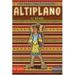 El Viajero, expansión para Altiplano