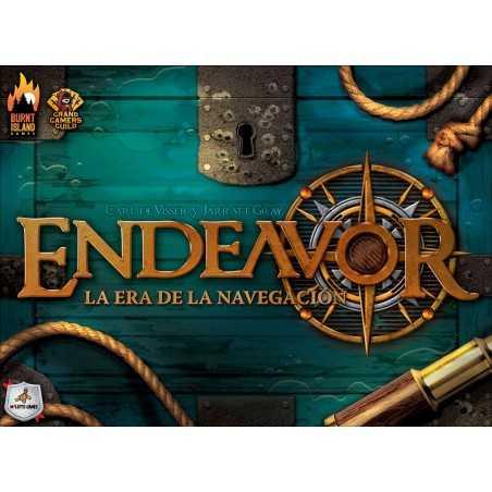 Endeavor La Era de la Navegación