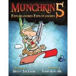 Munchkin 5 Exploradores Explotadores