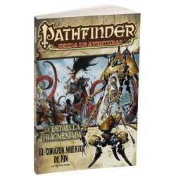 Pathfinder La estrella fragmentada 6 el corazón muerto de Xin