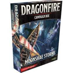 Dragonfire The Moonshae Storms campaign